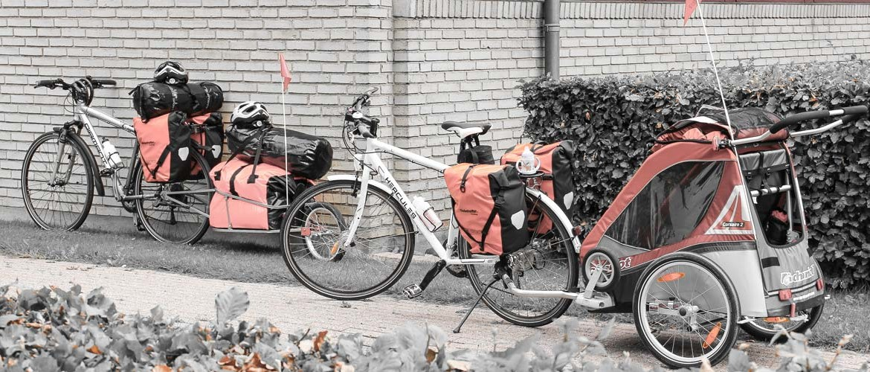 Cyclekid - Radtouren mit Kinderanhänger