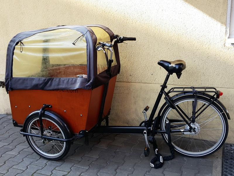 Lastenräder – Eine Alternative zum Kinderanhänger?