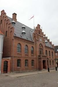 Sorø Rathaus